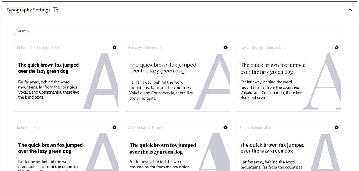 ek-typography-settings EditorsKit Tackles Typography With First Premium Add-On design tips  News|editorskit