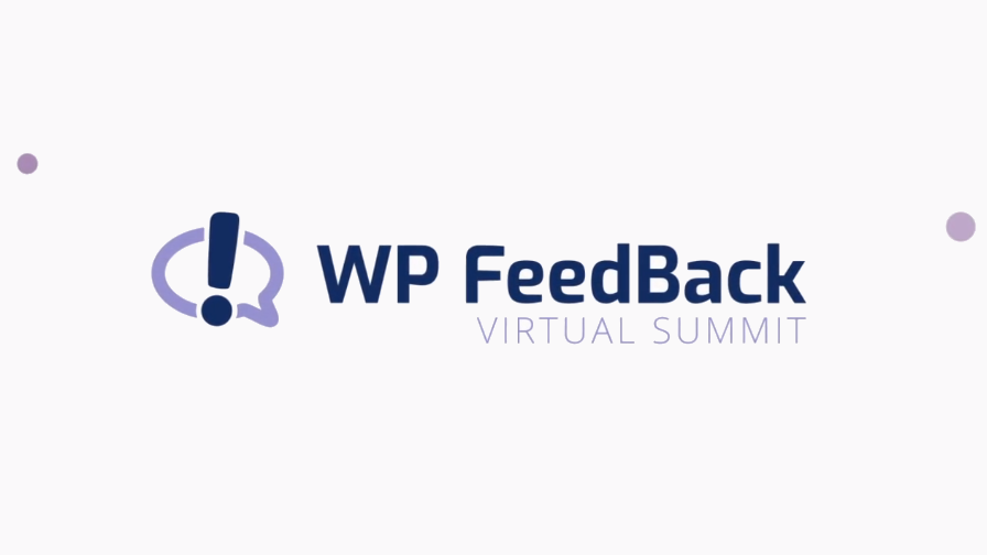 Decorative image for the WP Feedback Virtual Summit