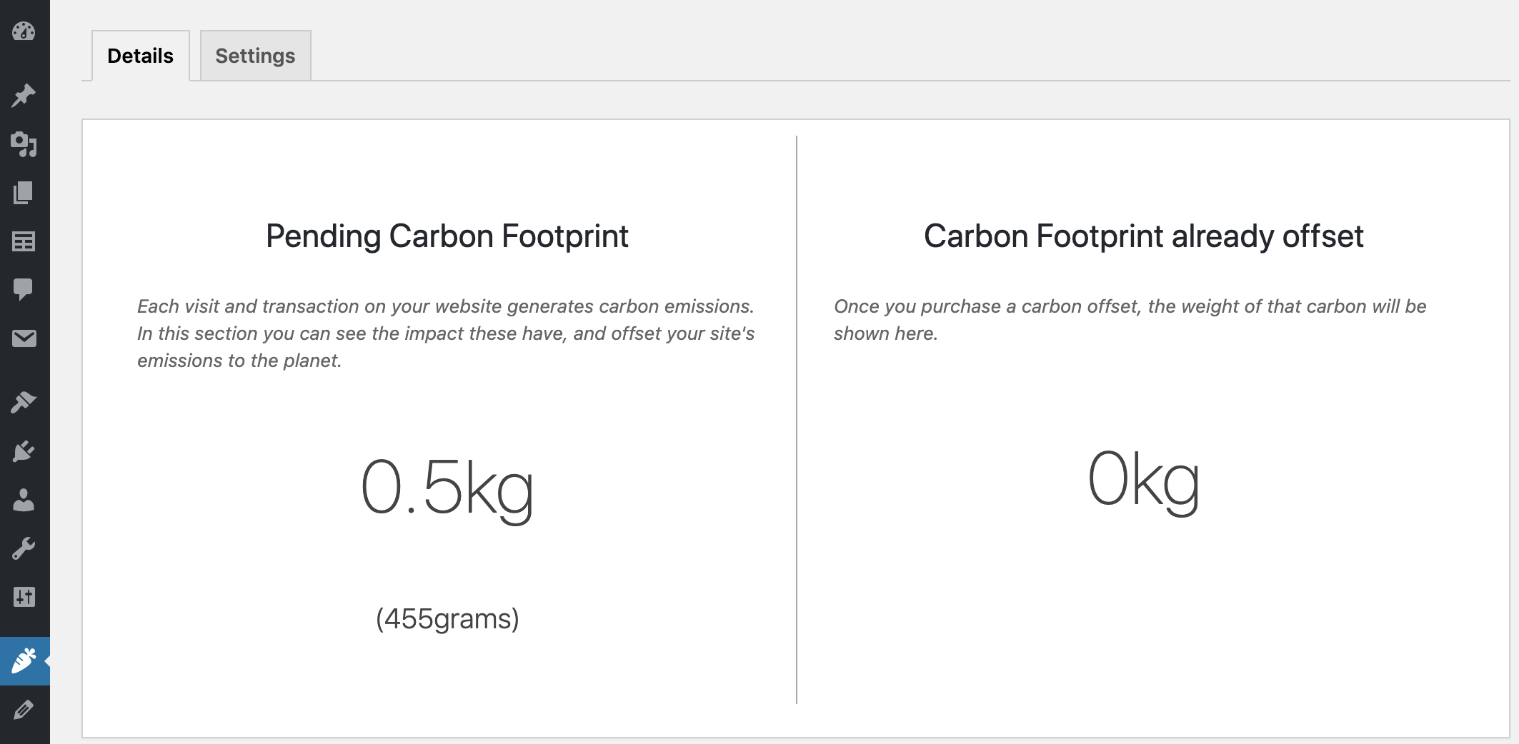 , New Carbon Offset Plugin Aims to Make WordPress Sites More Eco-Friendly