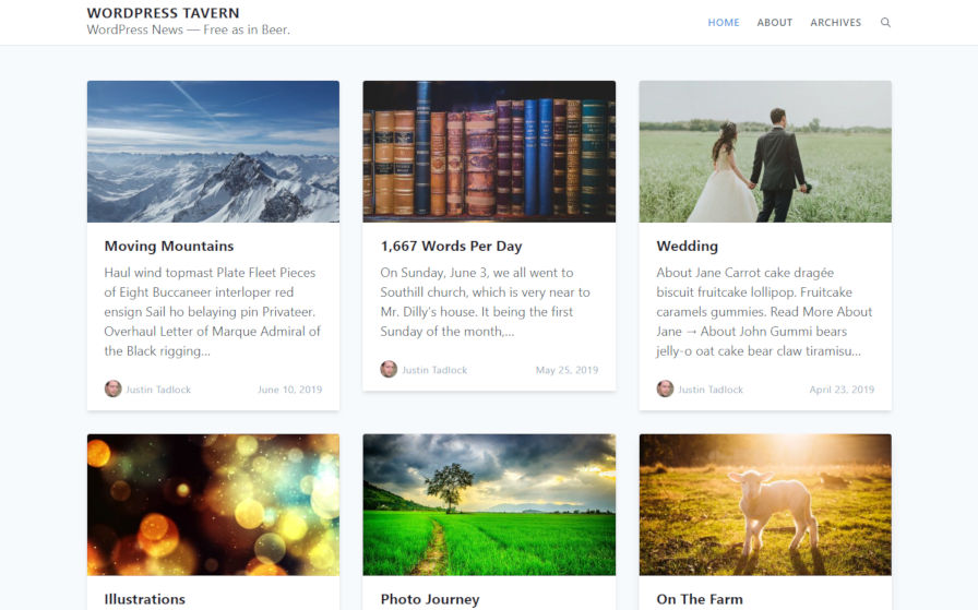 , GretaThemes Releases Lightweight, Block-Ready eStar WordPress Theme – WordPress Tavern, Rojak WP