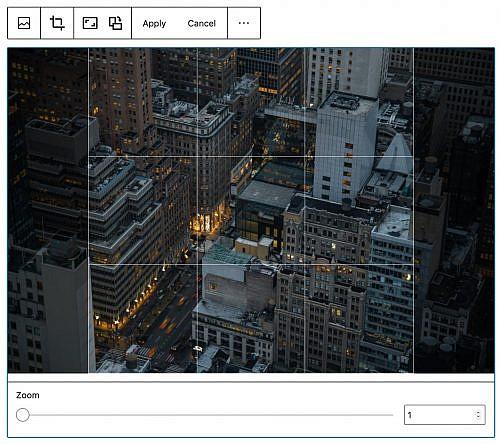 , Matt Mullenweg and Matías Ventura Demo New Image Editing Tools Coming to Gutenberg