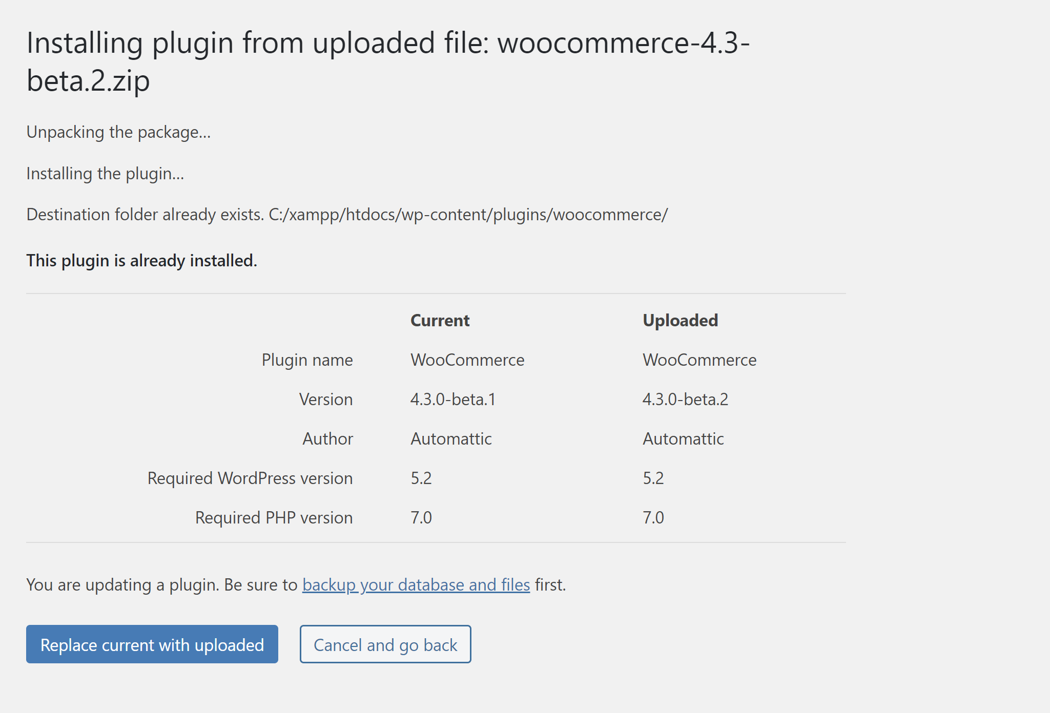, After 11 Years, Users Will Be Able to Update Themes and Plugins via a ZIP File