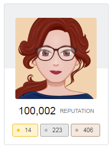 , Fuxia Scholz First to Pass 100K Reputation Points on WordPress Stack Exchange