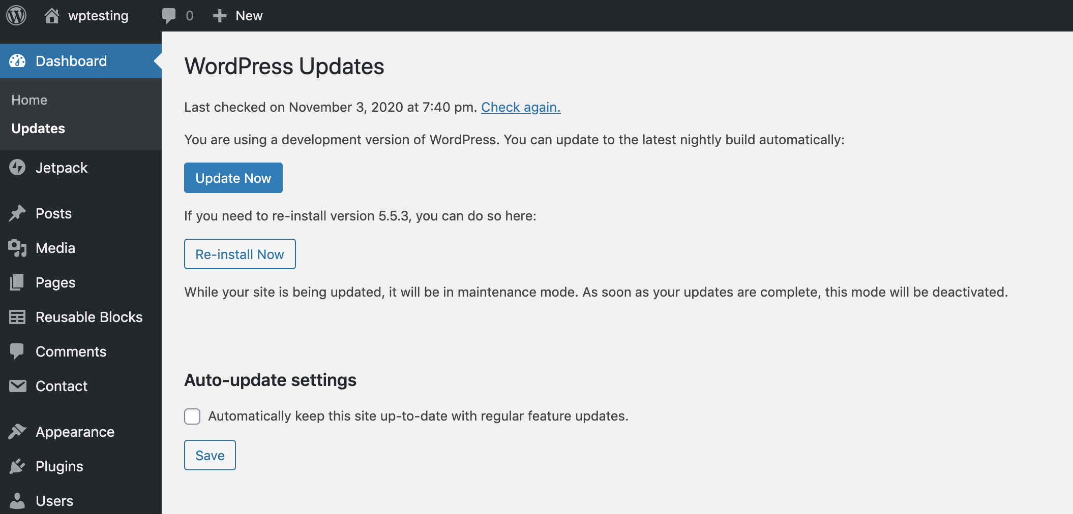 WordPress 5.6 to Add UI for Enabling Major Version Auto-Updates, Contributors Discuss Adding a Filter to Hide It