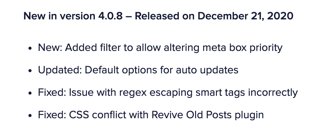 , All in One SEO Plugin Turns on Automatic Updates without Notifying Users, Removes Functionality in Latest Release