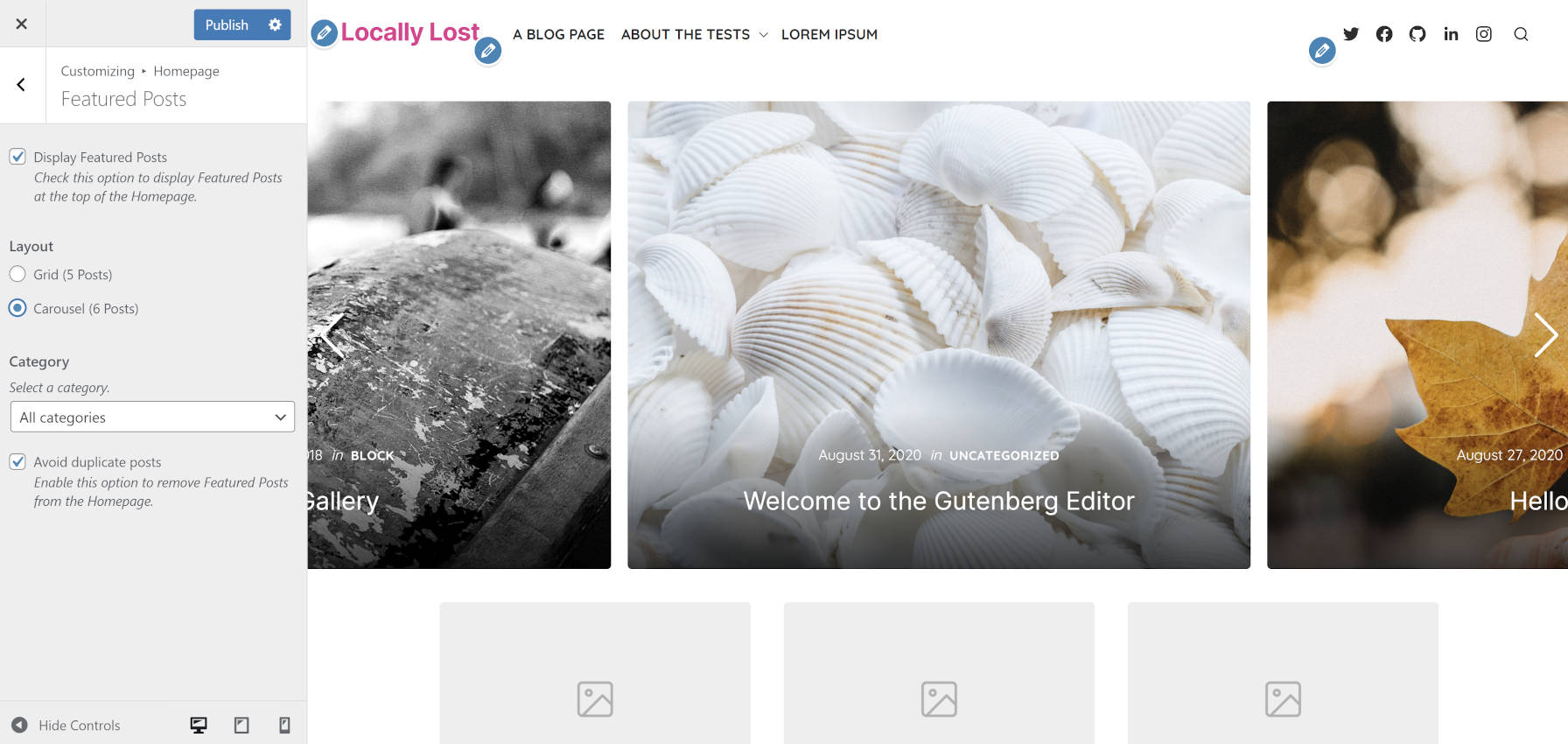 Design Lab Releases Artpop, a Block-Ready WordPress Theme