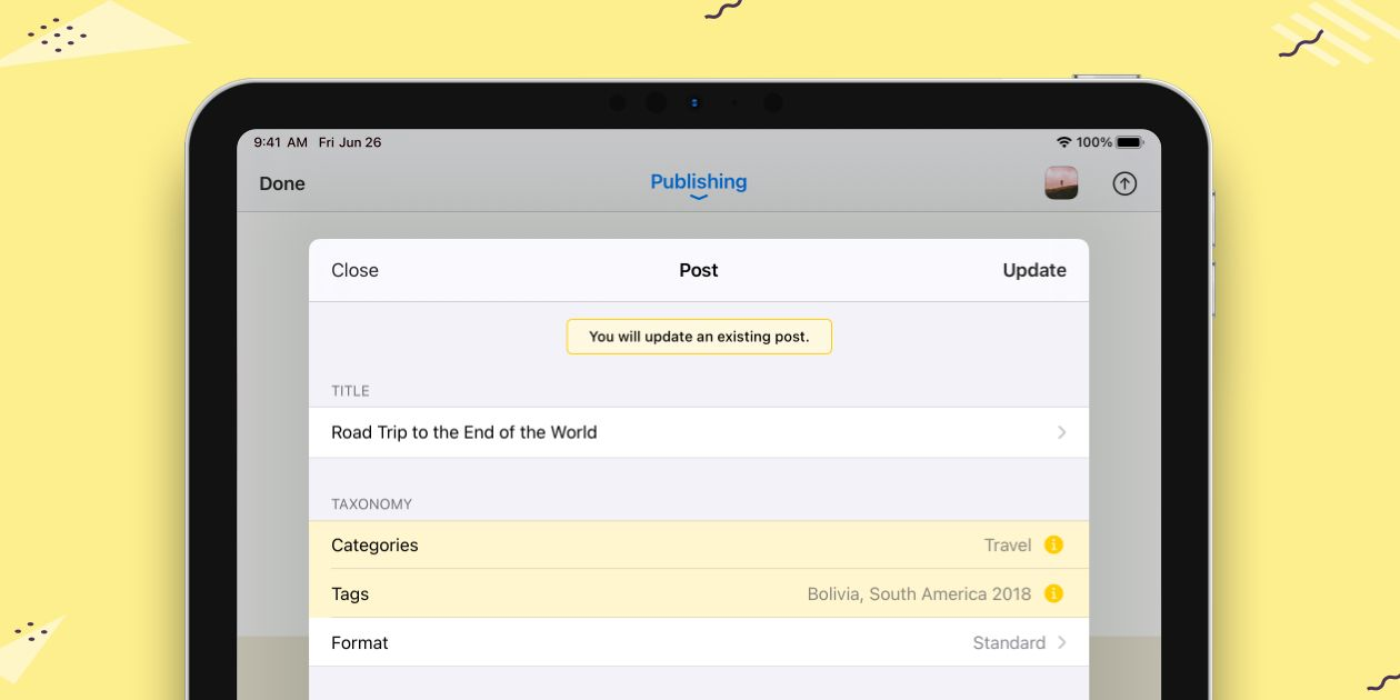 , Ulysses 22 Adds WordPress Post Updating – WordPress Tavern, Rojak WP