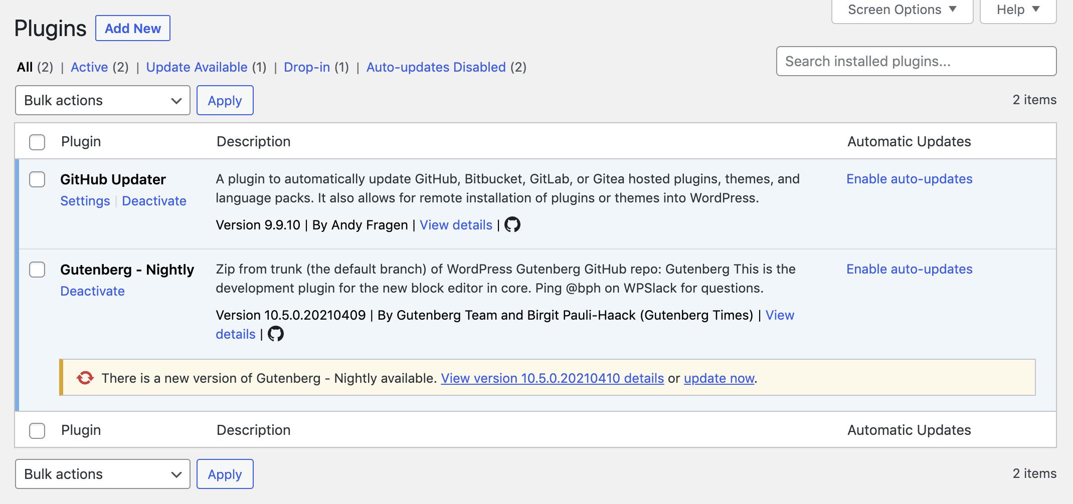 , Set Up a Gutenberg Test Site in 2 Minutes with the Gutenberg Nightly Plugin – WordPress Tavern, Rojak WP